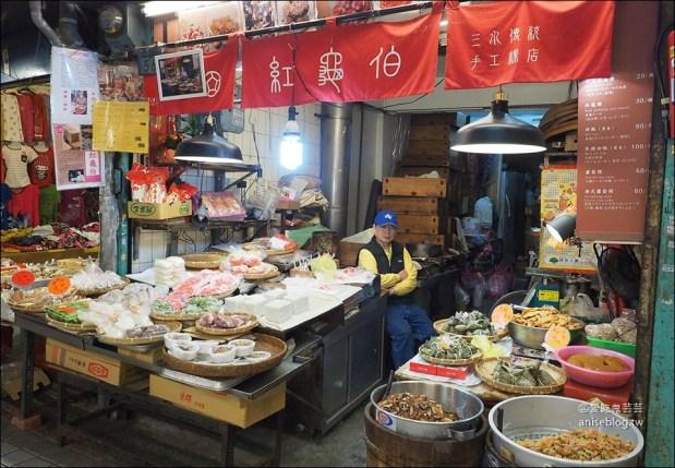 三水街紅龜伯 | 捷運龍山寺站傳統粿店 +大豐魚丸店 @愛吃鬼芸芸