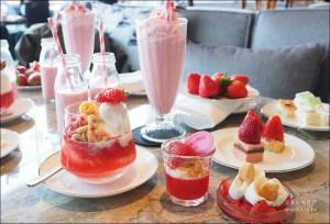 今日熱門文章:首爾草莓吃到飽   東大門萬豪酒店 The Lounge草莓甜點專賣店
