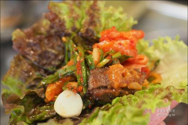 鐵路王排骨 | 弘大超人氣烤肉,調味排骨大熱門,連韓星都愛!
