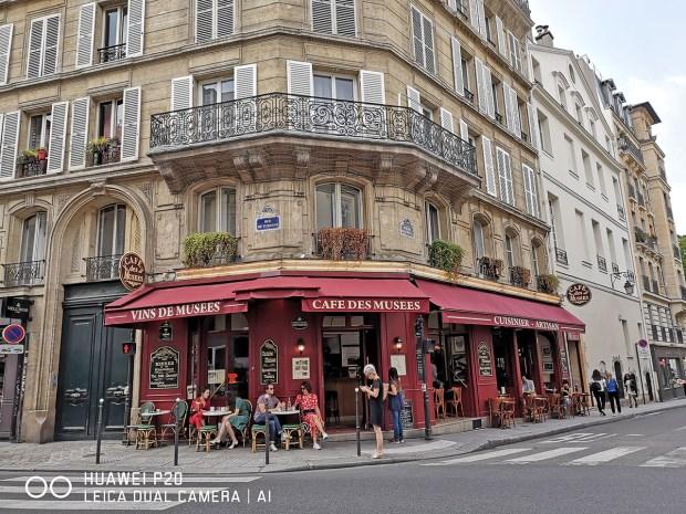 巴黎好吃蝸牛推薦 | 博物館咖啡 Café des Musées ,爆汁蘑菇+蝸牛超好吃