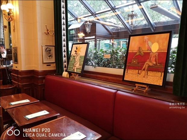 巴黎左岸咖啡 | 雙叟咖啡、花神咖啡,原來左岸咖啡不在塞納河邊啊(遠目)