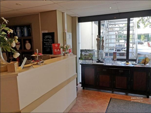 羊角村住宿推薦 | Hotel De Pergola德佩爾戈拉酒店(含交通),公車站、運河、唯一超市旁邊,地理位置絕佳