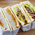 即時熱門文章:滿樂鐵板吐司,芋泥肉鬆、鹹豬肉吐司,早午餐、丼飯(姊姊食記)