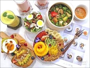 網站近期文章:小小樹食,精緻可口的蔬食料理 @東區美食