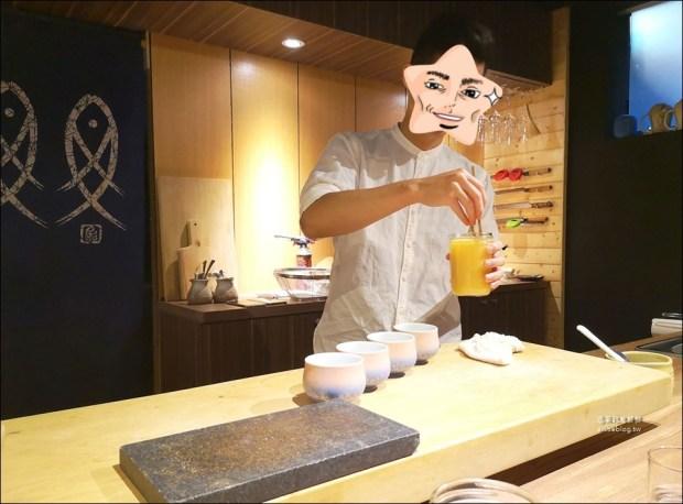 深深 SHEN SHEN 完全預約制飯糰 / 握壽司 / 日式料理,僅五席 (文末有菜單)