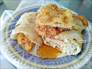 今日熱門文章:嘉義新生早點,峰炸蛋餅,比臉大豬排與胚芽蛋餅的美味組合,嘉義美食(姊姊食記)