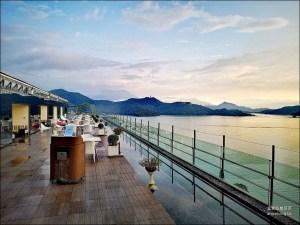今日熱門文章:日月潭雲品溫泉酒店,下午茶、館內設施、遊船行程