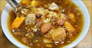 今日熱門文章:蘇澳廟口米粉羹、花生湯、八寶粥,冰品、冷熱甜湯,宜蘭美食(姊姊食記)