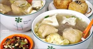 今日熱門文章:張記油豆腐細粉,酥餅、生煎包江浙點心,萬華果菜市場早午餐美食(姊姊食記)