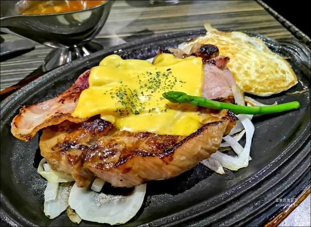 凱薩西餐牛排,一週只開三天的牛排館 ( 熱食沙拉吧吃到飽 ) @愛吃鬼芸芸
