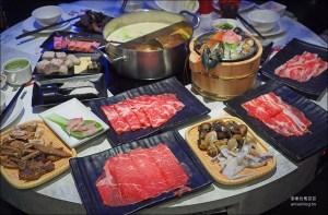 今日熱門文章:滿堂紅麻辣鍋bellavita店,晚餐澳洲和牛、現流魚片吃到飽!
