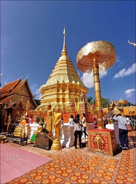 清邁、南邦、南奔,泰北5天5夜渡假勝地行程總整理(上) ( Air Asia 直飛清邁 )