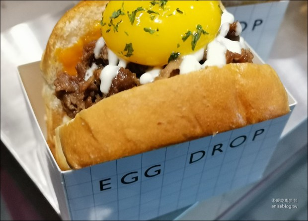 首爾早餐| EGG DROP (新村店),超油超香超嫩、肥滋滋的雞蛋+吐司