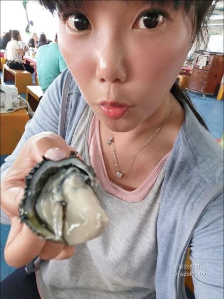 海洋牧場生蚵吃到飽+超豐盛海鮮粥+釣魚體驗+卡拉OK,只要$350  ( 文末釣小管 )