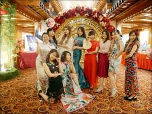 今日熱門文章:台北圓山大飯店大囍宮廷宴,參加一場宮廷般的華麗囍宴吧!