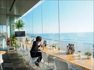 今日熱門文章:SEA BiRDS CAFE,日立車站無敵海景咖啡,懸在太平洋上的玻璃屋,記得好天氣去唷!
