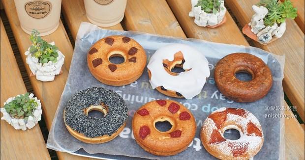 沖繩伴手禮 | 宮里豆腐甜甜圈 (宮里豆腐ドーナツ店本店),漂亮又健康的美味甜點 @愛吃鬼芸芸