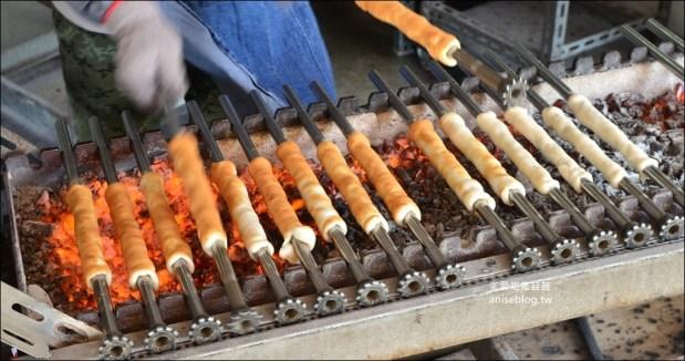 涂大的吉古拉,手工碳烤吉古拉,基隆正濱漁港限量版必吃美食(姊姊食記) @愛吃鬼芸芸