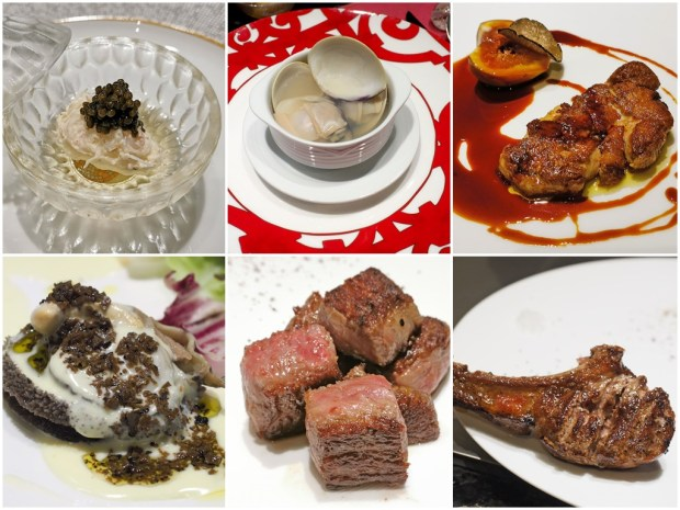 讚鐵板燒,鐵板教父葉清雄與法式醬汁、頂級食材的美好邂逅 (文末菜單) @愛吃鬼芸芸