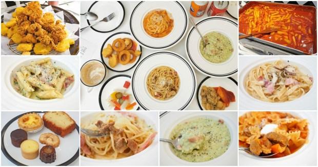 義術家義大利麵、buffet、炸雞、韓式辣炒年糕吃到飽,只要 $359起! @愛吃鬼芸芸