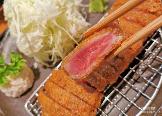 東京炸牛排推薦 | 牛かつ いろは@池袋,柔軟噴香的炸牛排喔伊西!