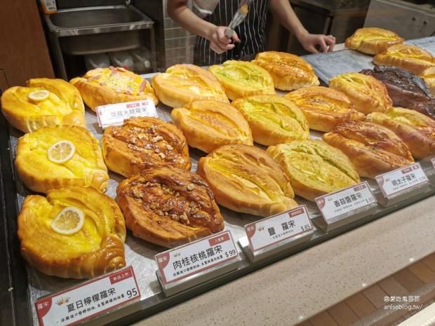 創盛號烘焙本舖,秒殺羅宋麵包每人限購4顆,超多口味比臉還大! @ 統一時代 @愛吃鬼芸芸