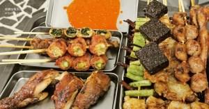 網站近期文章:謝謝 台味炭烤@內湖,來自員林「南門昌烤肉」的二代店,平價美味,推!