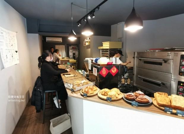 Rolling Eyes 麵包與咖啡 (翻白眼),網路評價超高的可愛麵包店