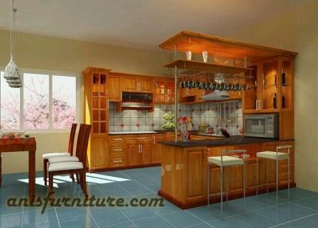 kitchen set minimalis jepara