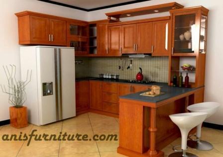 kitchen set meja mini