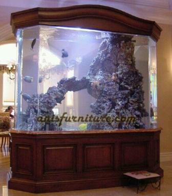 rak aquarium jati jepara