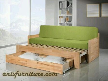sofa dipan jati
