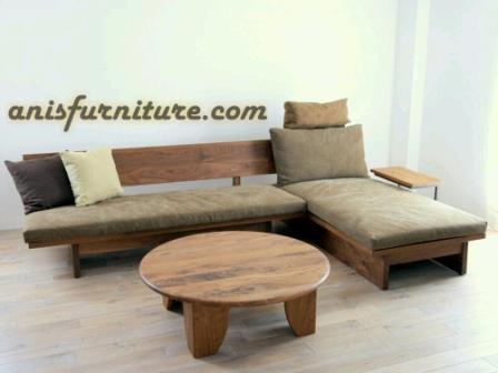 sofa jati unik