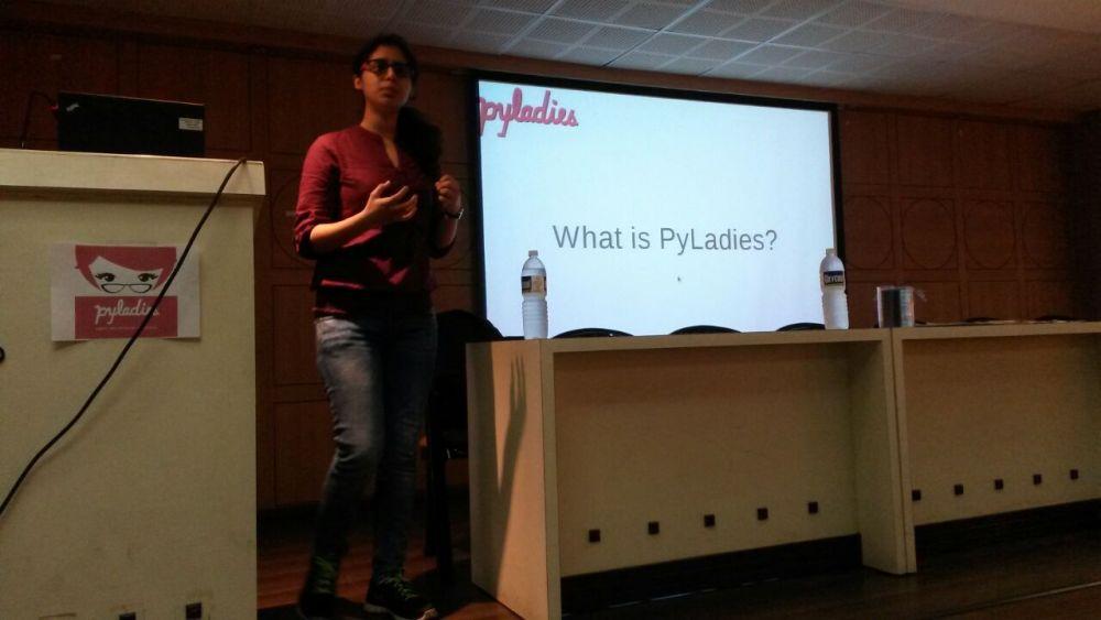 PyLadies, Pune (January, 2015) (1/4)
