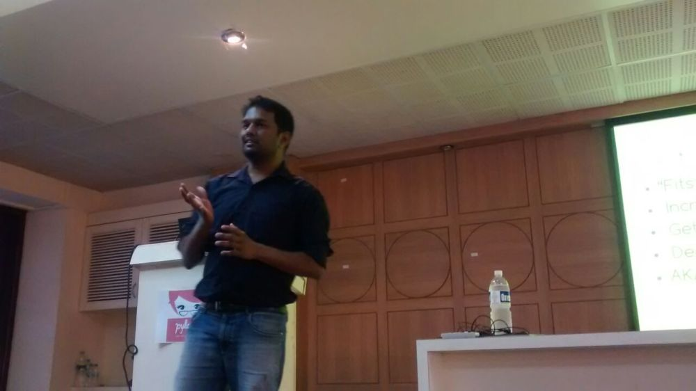 PyLadies, Pune (January, 2015) (2/4)