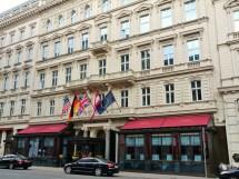 Hotel Sacher Vienna Wien Luxury