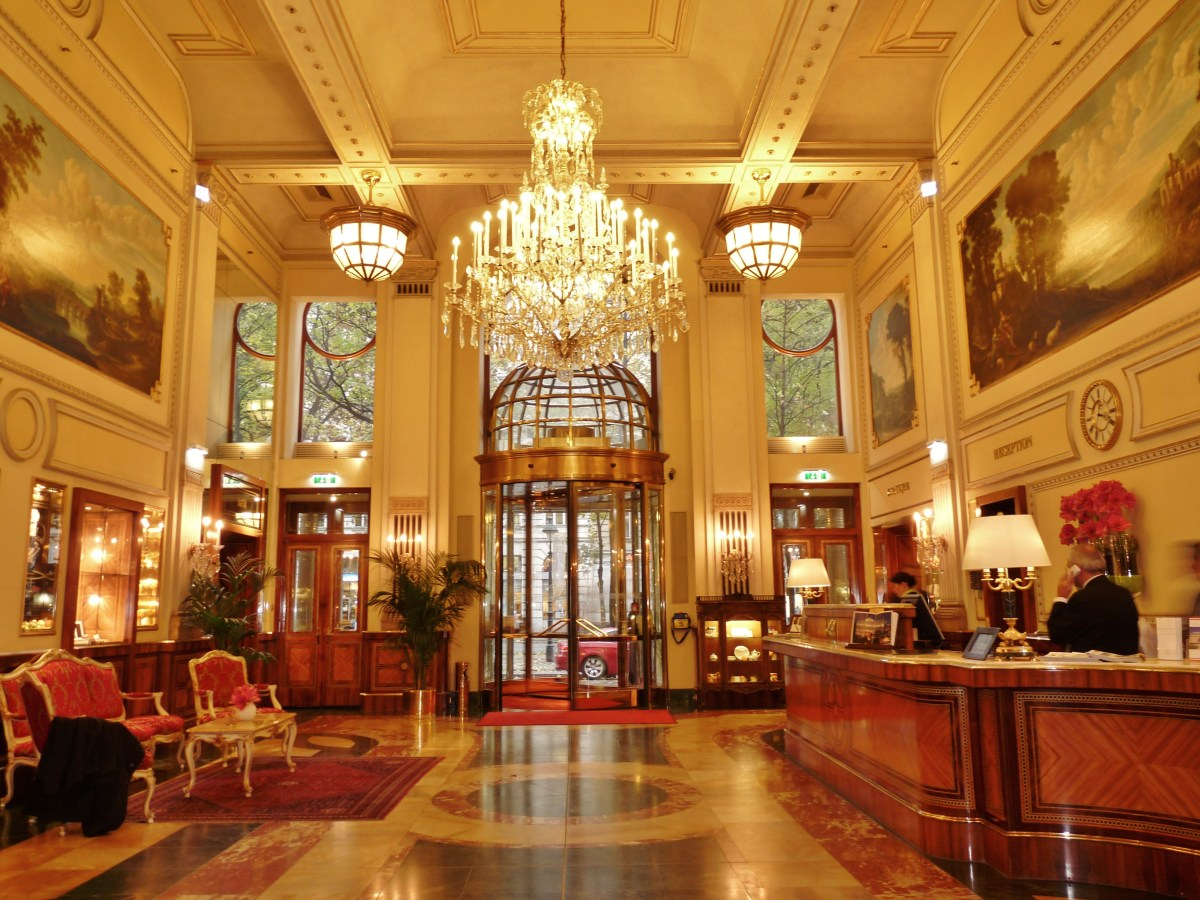 Luxury Hotel Vienna