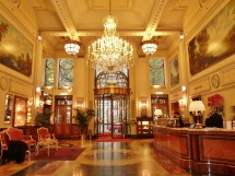 Classic Luxury Imperial Hotel Vienna Wien Synonymous