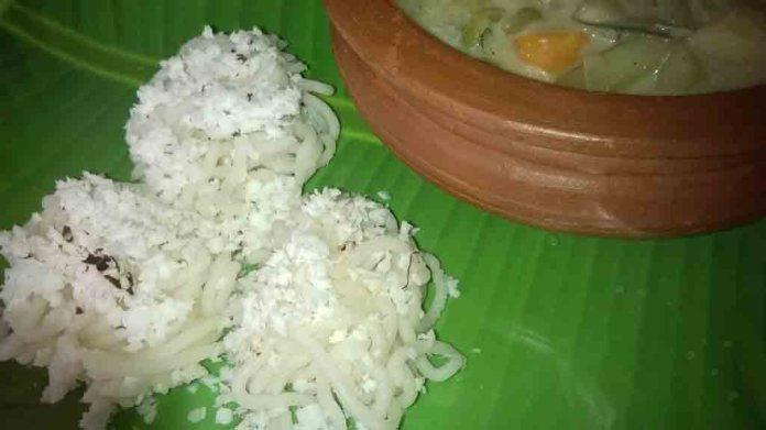 Idiyappam-Sevai-NoolPuttu
