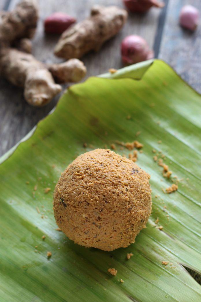 Mango-ginger-chammanthi-Manga-inji-chammanthi-recipe-kerala-chammanthi-recipe