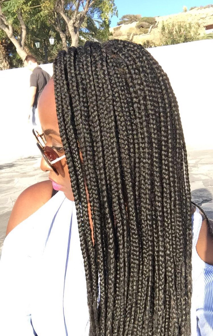 The Best Box Braid Tutorials For Beginners Anisiamichael Found This One To Be Easiest Follow Gripping Technique Takes A Bit Of Practice But Its Very Well Demonstrated And Easy