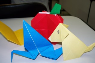 Learning Origami ;)