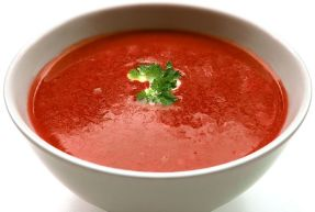 Tasty Roasted Red Pepper Soup