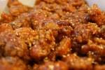 Crispy Chinese style Sesame Chicken Bites