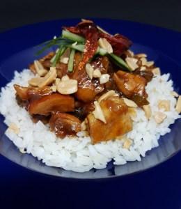 My Kung Pao Chicken