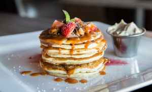 <strong>American-style Pancakes</strong>
