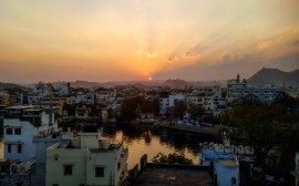 udaipur_sunset