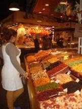Boqueria Market Sweet Shop