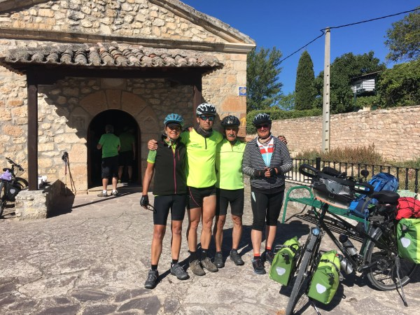 Dag 33 Burgos naar Fromista