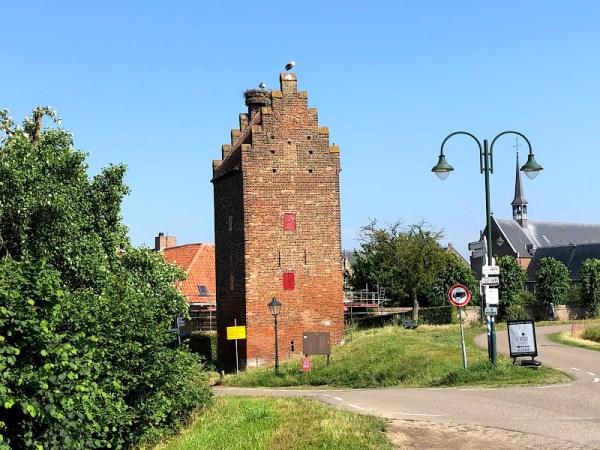 Dag 5: Maasbommel naar Boxmeer
